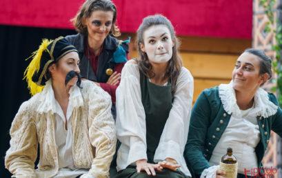 Swan: quando il teatro è donna.